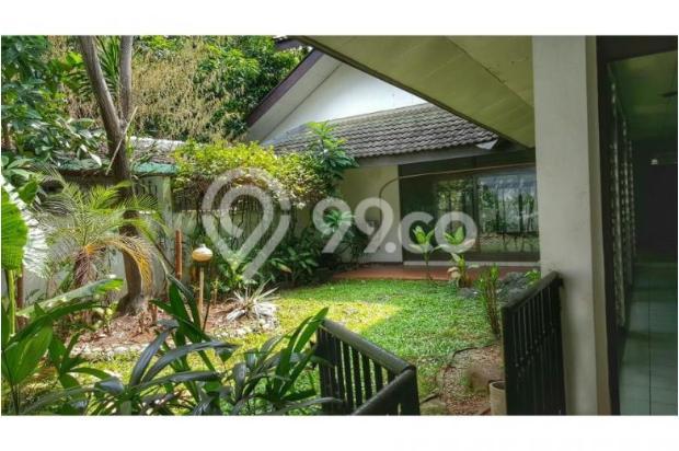 Rumah luas dan besar cocok untuk usaha di jl. lebak bulus 7058891