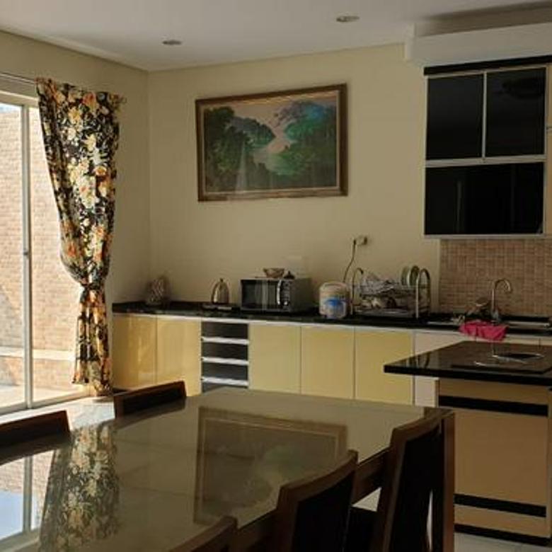 Rumah siap huni di Residence One fully furnished