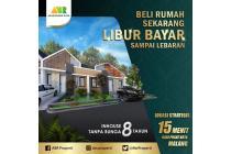 Hanya dengan 1 juta , indent Tanah Rumah di Malang.