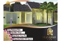 Rumah syariah di Hasanah city