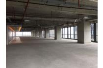 Office Space District 8 1 Lantai @ SCBD