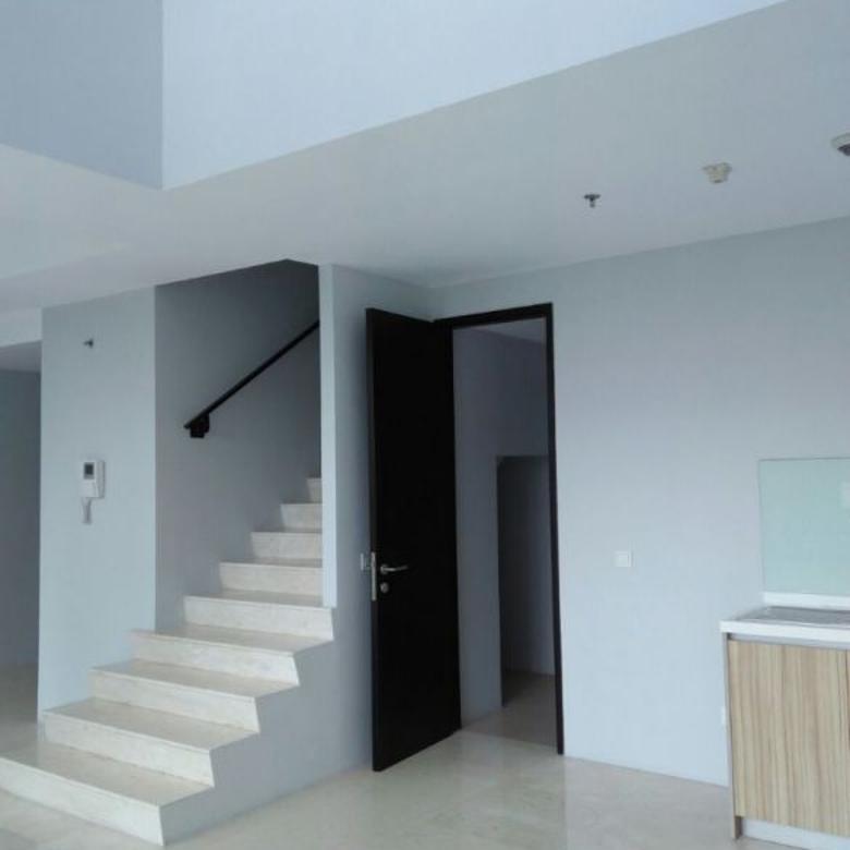 Paling MURAH Apartemen SATU8 Residence 2 BR 2 Bath 2 Lantai CASH/KPA 2,5 M