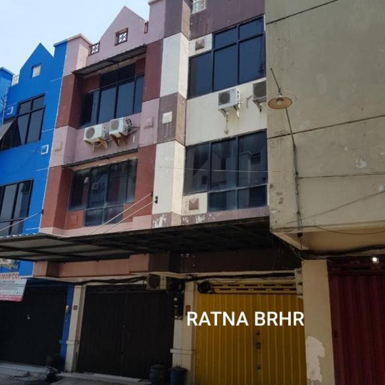 Ruko 88 Klampis Jaya 3,5 Lantai Harga Bisa Dicicil