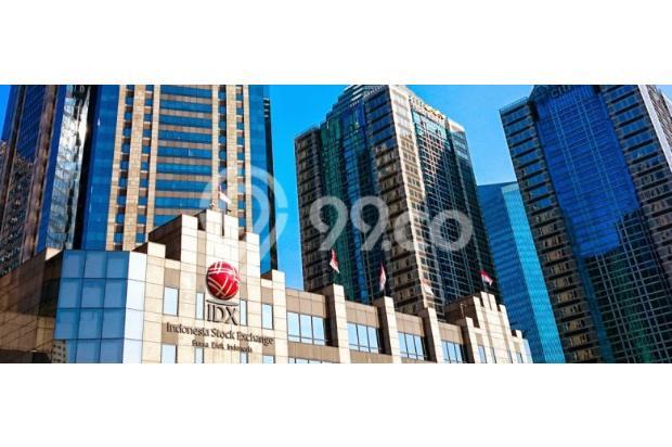 Disewa Ruang Kantor 600 sqm di Bursa Efek Indonesia Tower 2, Senayan, JKT 13980003