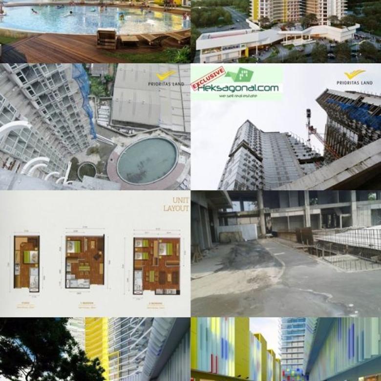 Dijual 1 unit apartemen di Majestic Point Serpong hks4528
