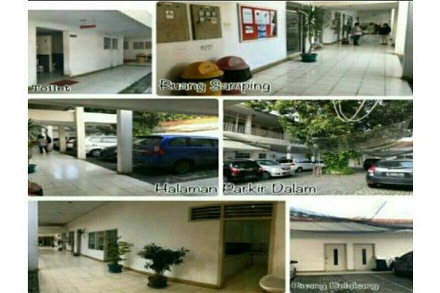 *Siap masuk DiSEWAkan KANTOR  bangunan 2 Lantai dengan parkiran Luas  kapasitas 18 MOBIL.