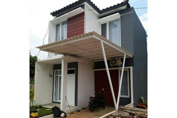 Rp883jt Rumah Dijual