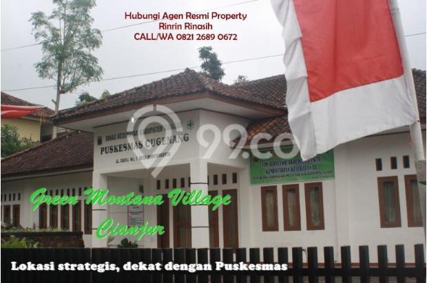 Investasi Tanah Kavling Murah Green Montana Village Puncak Jawa Barat 16224758