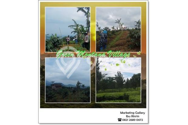 Investasi Tanah Kavling Murah Green Montana Village Puncak Jawa Barat 16224761