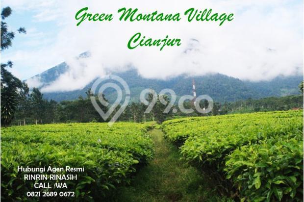 Investasi Tanah Kavling Murah Green Montana Village Puncak Jawa Barat 16224765