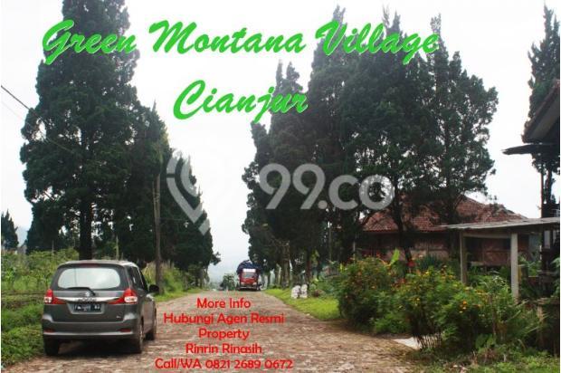 Investasi Tanah Kavling Murah Green Montana Village Puncak Jawa Barat 16224767