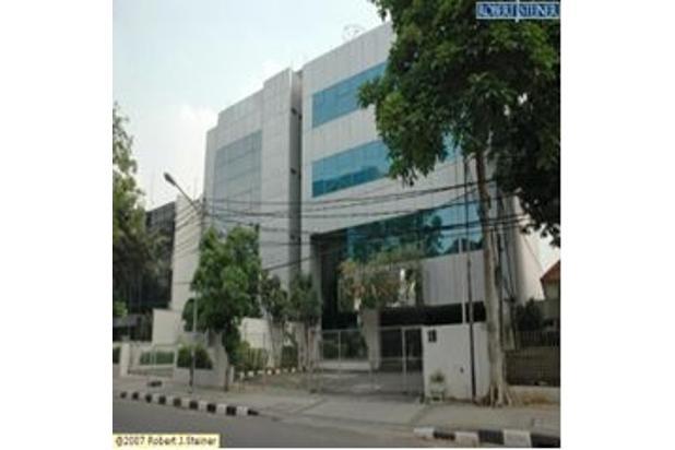 Disewa Ruang Kantor 1250 sqm di Wisma Sirca, Menteng, Jakarta Pusat 14021869