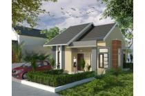 Dijual Rumah Cluster Baru di Antapani, Bandung