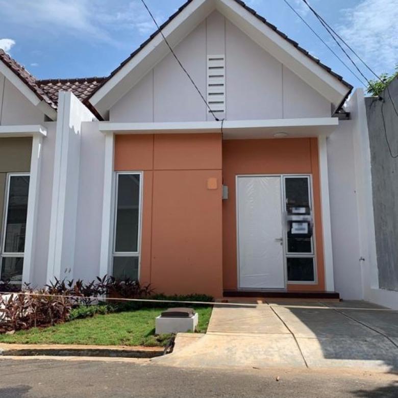 Dijual Rumah Baru Cluster Catalina @Navona, Luas 6x12m_(Jl)