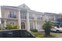 Rumah Mewah siap huni lokasi di salah satu cluster terbaik BSD