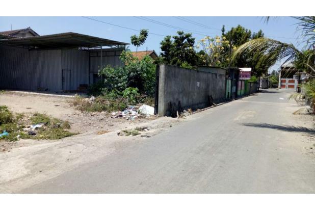 gudang dan tanah dekat jl. sriwijaya