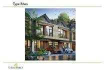 Dijual Rumah Menarik , Termurah dan Berkualitas, Desain Mewah ,konsep villa