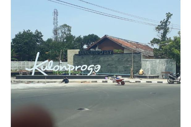 Mangku Aspal: Kavling Green Panjatan, Luasan 140an M2, SHM-P 15145404