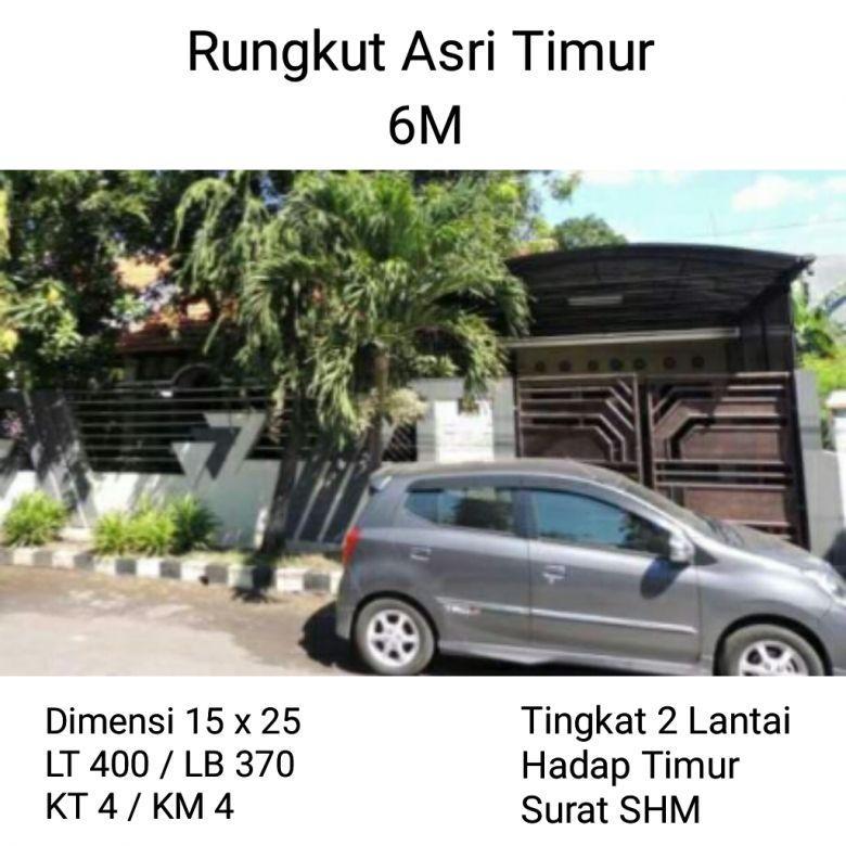 Rungkut Asri Timur Surabaya Timur 6M