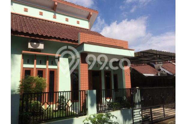 rumah bagus siap huni 3 kamar di perumahan griya tria indah klipang 15077705