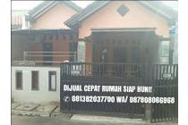 Rumah Siap Huni Rapih Bersih di Duta Bintaro