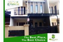 Rumah 2 Lantai Dekat Stasiun dan Pintu Tol Masuk Cijago, Free AC