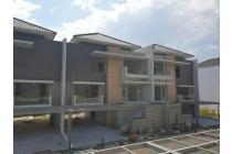 Rumah PIK Golf Island uk 10x25 Brand New Pantai Indah Kapuk Jakarta Utara