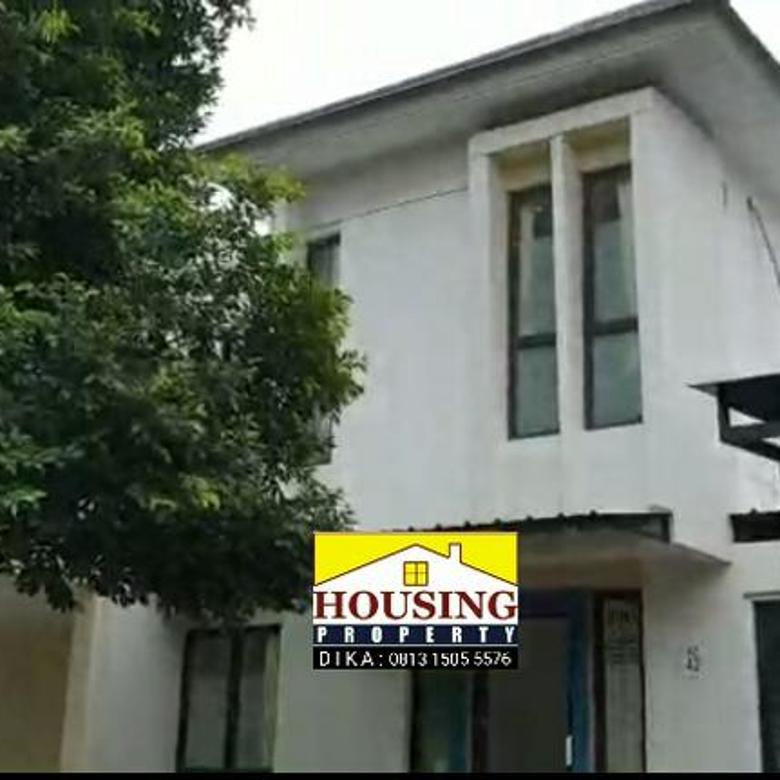BANTING HARGA 8x17 Termurah CASPIA BSD, Akses Lgsg Exit Tol AEON Bs KPR