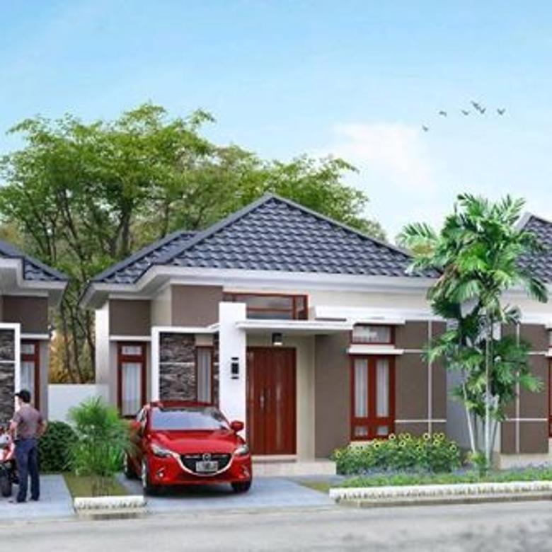 rumah type 50  Lokasi Jl. Danau sentarum