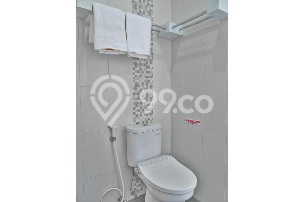 Unit apartemen type studio dengan pelayanan terbaik bisa untuk Harian 16521029