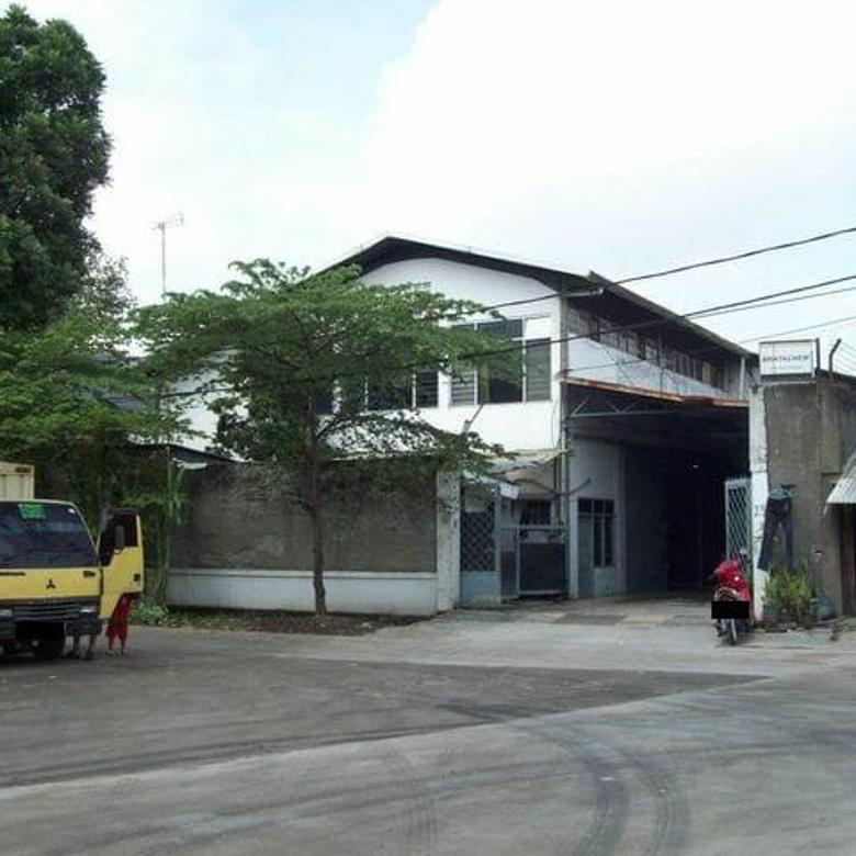 Gudang Strategis di Kopo Jaya