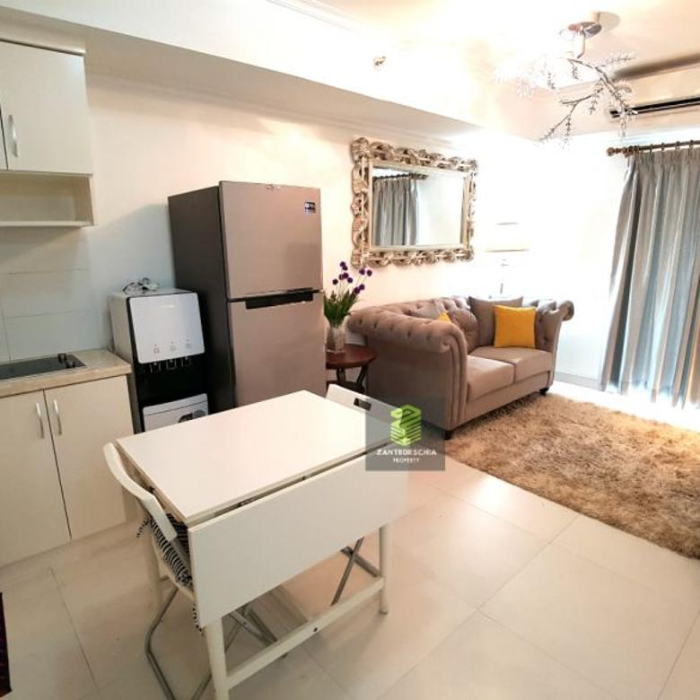 Dijual 1 Kamar Murah The Wave Apartment (Coral Sand) Rasuna