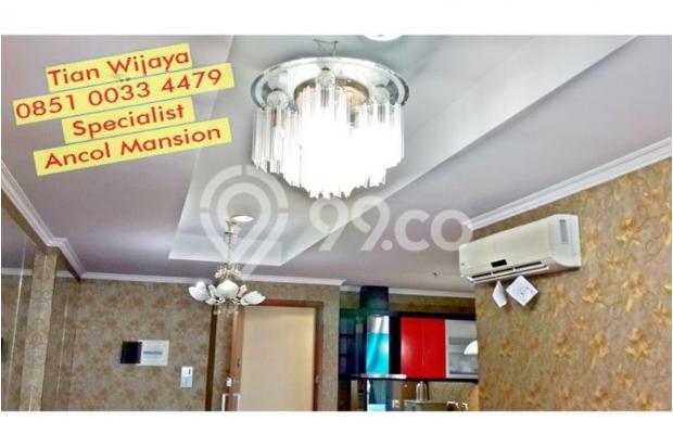 DIJUAL Cepat !!! Apartemen Ancol Mansion 2+1Br (120m2) 8876760