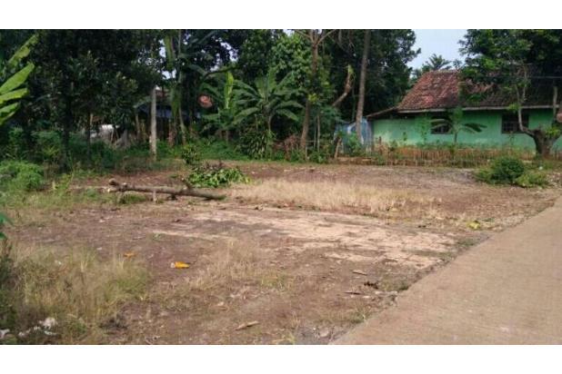 Rp907jt Tanah Dijual