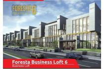 DIJUAL RUKO EXCLUSIVE di FORESTA COMMERCIAL BUSINESS LOFT 6