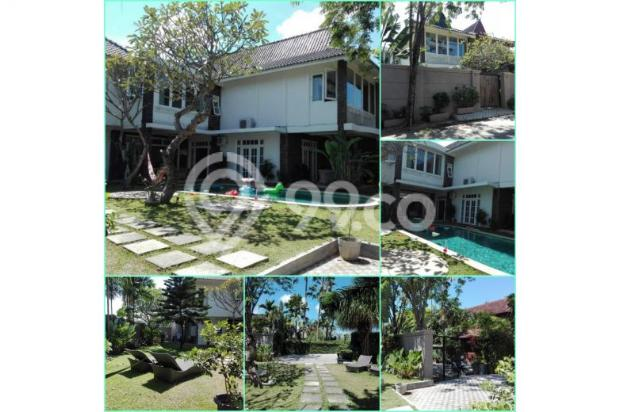 Di jual villa mewah dan asri daerah kerobokan 12397949