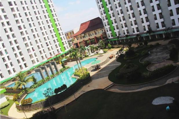 dijual apartemen green lake view resort apartemen & condotel 7065918