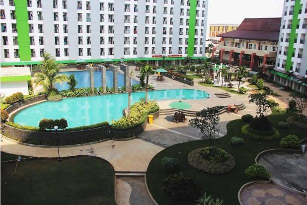 dijual apartemen green lake view resort apartemen & condotel 7065920