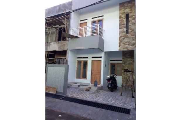 Rumah Baru dkt Akses Tol Cijago 2 di Srengseng Sawah, Jagakarsa Jaksel 17341596