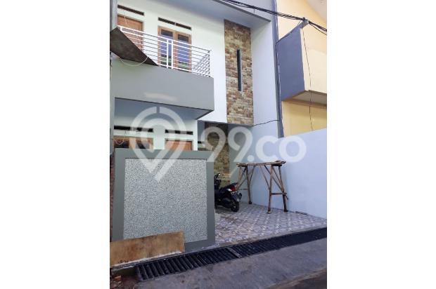 Rumah Baru dkt Akses Tol Cijago 2 di Srengseng Sawah, Jagakarsa Jaksel 17341607
