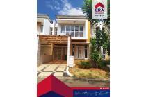 Rumah Dijual Depan Taman Cluster Palm @ Summarecon Bekasi