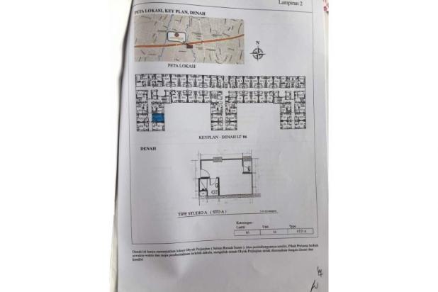 DIJUAL CEPAT!!! Apartemen unit Studio Grand Dhika City Jatiwarna 12749421