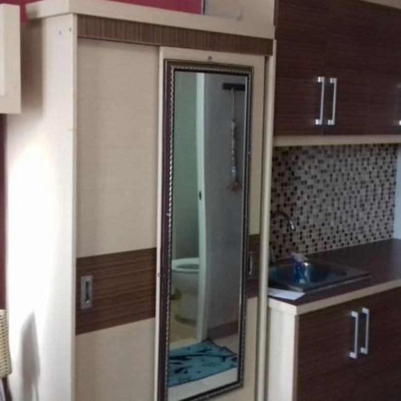 Dijual Cepat Apartment Taman Melati Full Furnish Tower A Lokasi Strategis