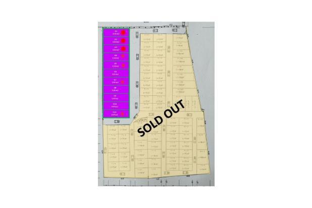 Rp570jt Tanah Dijual