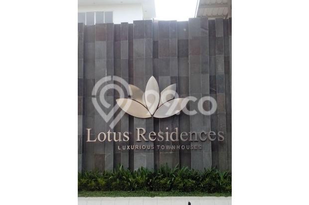 TOWNHOUSE BARU LUX LOTUS RESIDENCES TIPE DELUXE 16508736