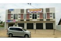 5 unit Ruko di jl Amd talang jambe,area sdh Ramai