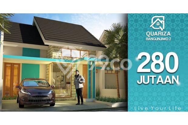 Rumah Dekat Kampus Ternama Di Jogja Tipe 36/81 14372568