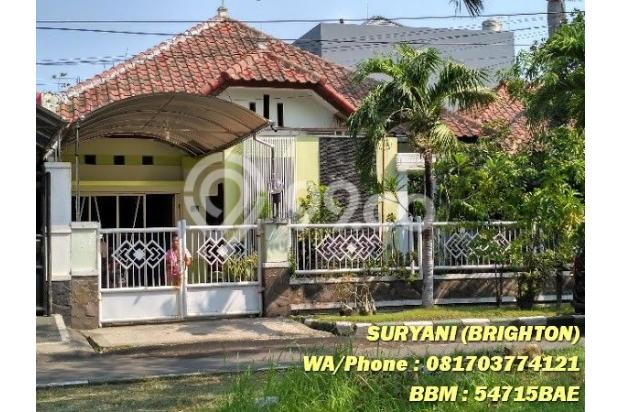Dijual Rumah Minimalis di Pondok Nirwana Surabaya 13962194