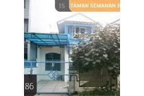 Rumah Taman Semanan Indah, Jakarta Barat, 6x15m, 1 Lt