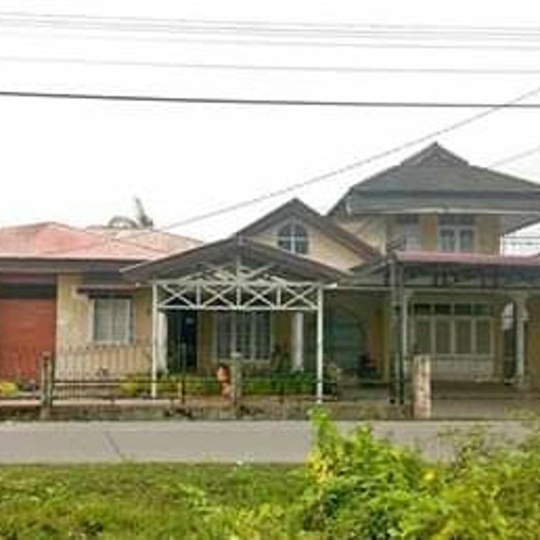 Dijual rumah pribadi 4 rumah sekaligus